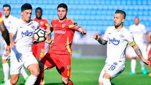 Kasımpaşa 3-1 Kayserispor / MAÇIN ÖZETİ