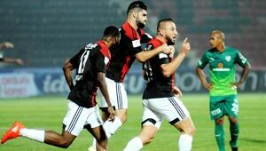 Gaziantepspor 3-2 Bursaspor / MAÇIN ÖZETİ