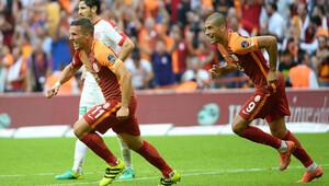 Galatasaray 3-1 Antalyaspor / MAÇIN ÖZETİ