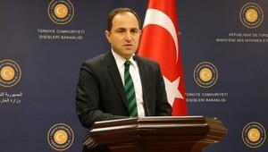 Dışişleri Bakanlığı Sözcüsü Bilgiç, Belgrad Büyükelçisi olarak atandı