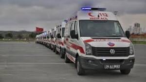 Ambulanslar köprülerde ücret ödemesine takılmayacak