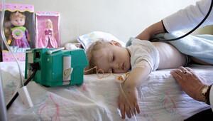 Kanserli Çocuklara Umut Vakfından Neşeli Oda
