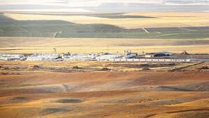 Türkiyeden Iraka Başika resti