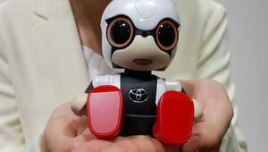 İşte Toyotanın minik canavarı: Kirobo Mini