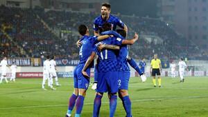 Kosova 0-6 Hırvatistan / MAÇIN ÖZETİ