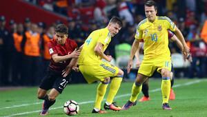 Türkiye 2-2 Ukrayna / MAÇIN ÖZETİ