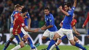 İtalya 1-1 İspanya / MAÇIN ÖZETİ