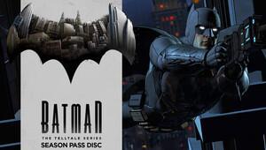 Batman - The Telltale serisi geliyor