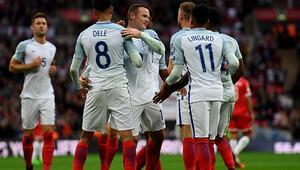 İngiltere 2-0 Malta / MAÇIN ÖZETİ