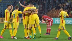 Ermenistan 0-5 Romanya