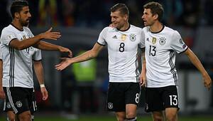 Almanya 3-0 Çek Cumhuriyeti / MAÇIN ÖZETİ