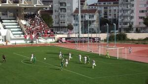 Kırklarelispor-Kastamonuspor 1966: 0-0