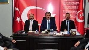 Destici: Müsaade edildikçe PKK bitmez