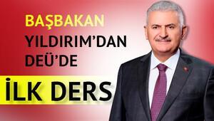 Başbakan cuma günü İzmirde
