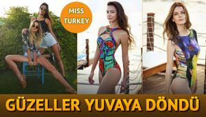 Kafede Miss Turkey dedikodusu