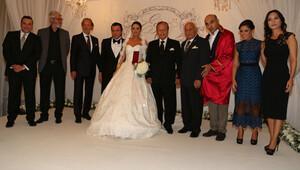 Ömer Avşar, Ebru Büyükşahin evlendi