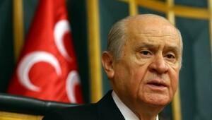 MHP lideri Bahçeliden grup toplantısında önemli açıklamalar