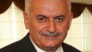 Başbakan Yıldırım cuma günü İzmirde