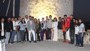 Hintli filmcilerden İzmirde klip