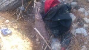 Evden çıktıktan 10 ay sonra ormanda cesedi bulundu