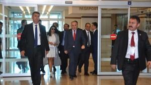 6 Yıl aradan sonra ilk İsrail Bakanı Türkiye de