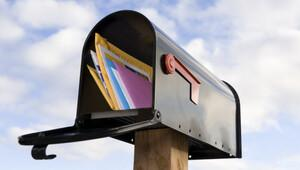 Kişiye özel yazılmayan mektuplar çöpe gidiyor
