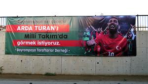 Arda Turan için kampanya başlattılar