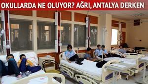 Sivas'ta da 18 öğrenci gıdadan zehirlendi