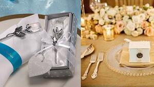 Düğün temasına göre nikah şekeri önerileri