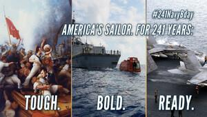 ABD Donanmasından skandal paylaşım