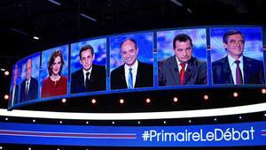 Merkez sağ adayları, canlı yayında kozlarını paylaştı