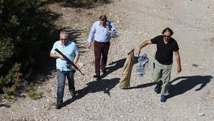 Antalyada saldırı