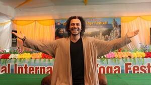 Dünyanın en büyük yoga festivalinde ilk kez bir Türk eğitmen ders verecek