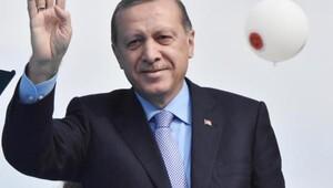 Cumhurbaşkanı Erdoğan, Konyada (3)