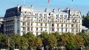 Suriye toplantısı, Lozan Antlaşmasının imzalandığı otelde yapılacak