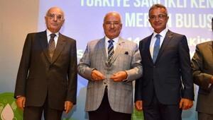 Sağlıklı Kentler Birliği'nden Mersine özel ödül