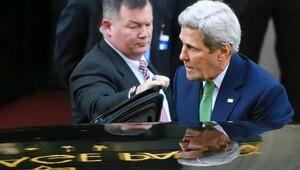 Lavrov ile Kerry, Suriyeyi görüştü