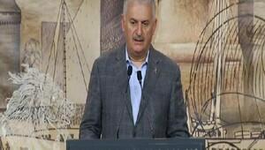 Başbakan Yıldırım: Emperyalist emellerin önündeki tek engel ülke Türkiye