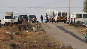 Hırsızlık operasyonu yapan polislere taşla saldırdılar