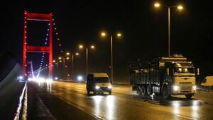 FSM Köprüsünden kaçak geçişin cezası 500 liraya yükseldi