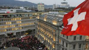 İsviçrede 15 banka kırmızı listede