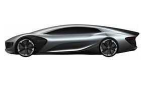 Gelecekten gelmiş gibi gözüken bu konsept Volkswagene mi ait
