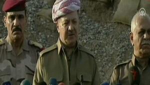 Barzani: Peşmerge DEAŞa Musulda öldürücü darbe vurdu