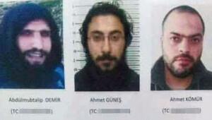 Aranan teröristler listesinde Gaziantepten 10 kişi var