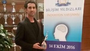 İzmir Kuzey Hastanelerine Bilişim Yıldızları ödülü