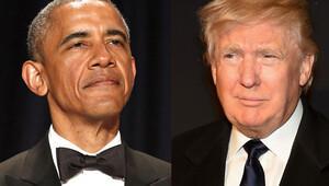 Obamadan Trumpa: Tavsiyem ağlamayı kesmesi