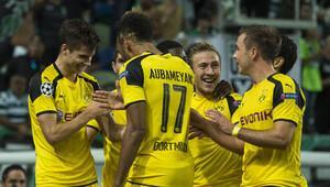 Sporting Lizbon 1-2 Borussia Dortmund / MAÇIN ÖZETİ