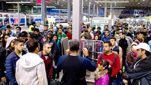 Mülteci yurtlarına 10 ayda 797 saldırı oldu
