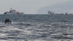 Denizde enkaz krizi büyüyor
