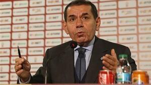 Dursun Özbek: Riva ve Floryadan 500 milyon dolar gelir...